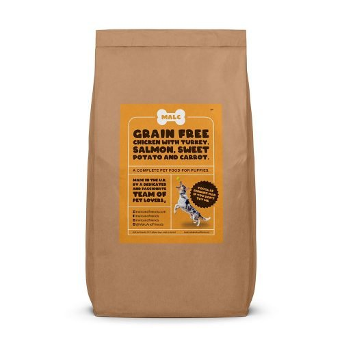 Grain Free Puppy Dog Food