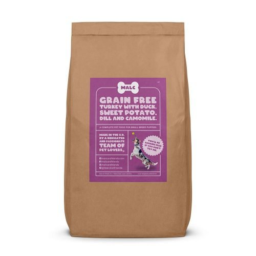 Grain Free Small Breed Puppy Dog Food