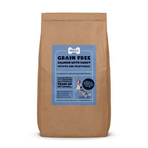 Grain Free Large Breed Puppy Dog Food