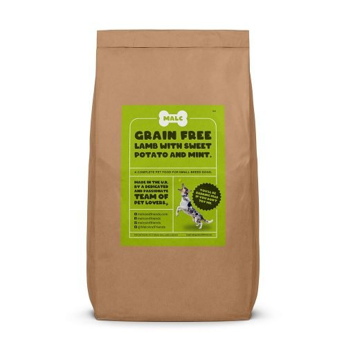 Grain Free Small Breed Adult Dog Food